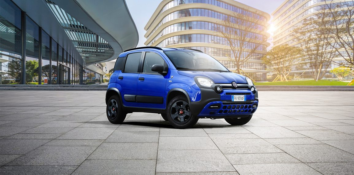 Fiat Panda Waze special edition revealed