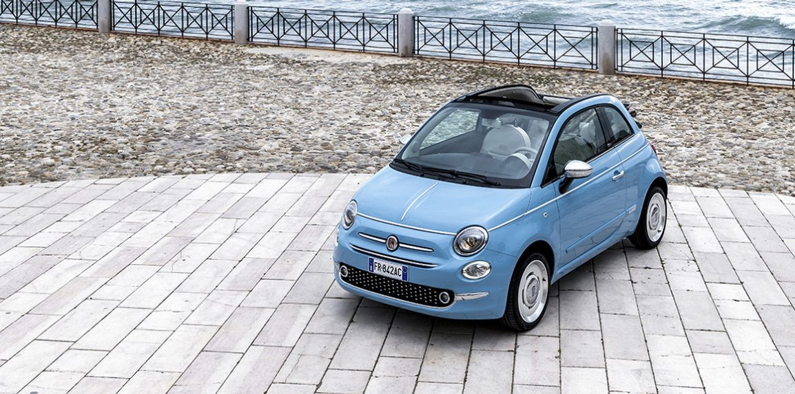 "FIAT 500 triumphs at the Mediastars stage with the ""FOREVER YOUNG EXPERIENCE"" award"