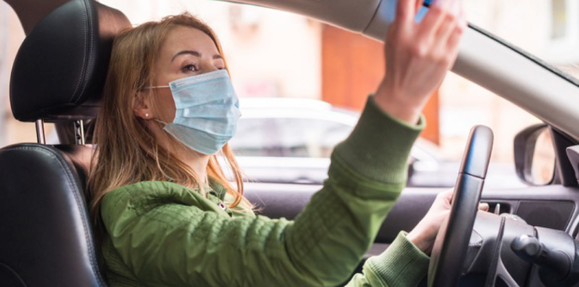 Coronavirus: 10 steps to take care of your car during lockdown